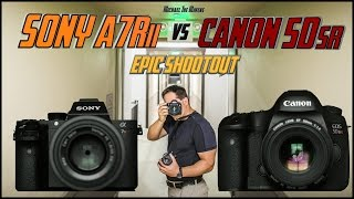 Sony A7Rii vs Canon 5Dsr Epic Shootout | Which Camera to Buy Tutorial(, 2015-10-25T18:01:13.000Z)