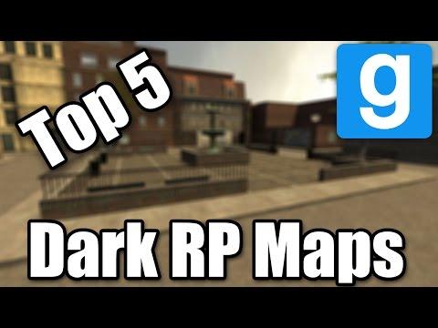 Garry's Mod Top 5 DarkRP Maps