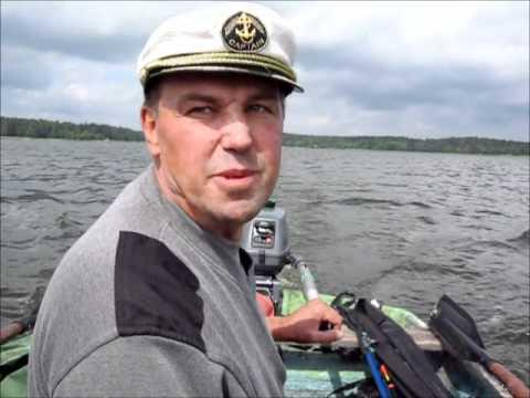 рыбалка на заливе в выборге