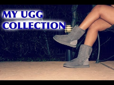 My Complete Ugg Collection! ♥