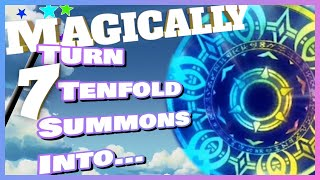 Simply MAGICAL Dragalia Lost Summons Session!  The BEST Dragalia Lost Summons Yet!
