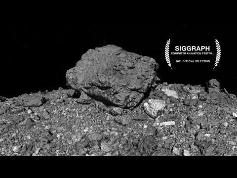 Tour of Asteroid Bennu