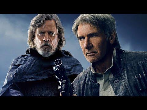 Mark Hamill on The Last Jedi Cutting Luke