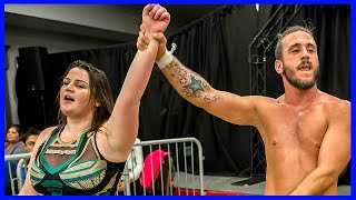 Davienne & JT Dunn vs. Logans (Intergender Tag Match) Anthony Greene vs. Holliday - ELEVATED Ep. 28