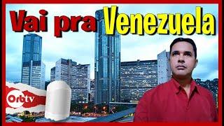 Brasileiro reage as Cidades Mais Lindas da Venezuela - Reações OrbTV