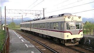 富山地鉄14720形+クハ170形14722F普通電鉄富山行き 寺田駅入線