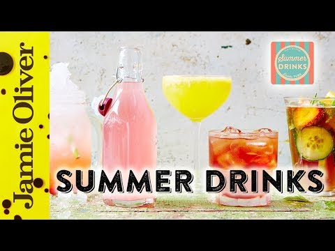 The Top 4 Summer Drinks | Drinks Tube