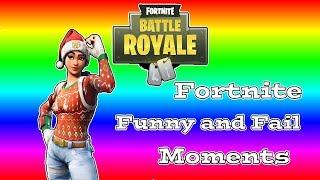 -Fortnite Battle Royale- (Fortnite Funny And Fail Moments) #1