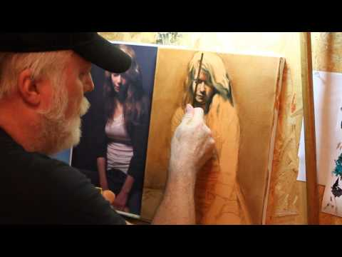 Form Painting - Site Comparison - Figure Painting - Few Art