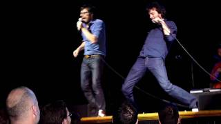 Flight of the Conchords - Sugalumps - Toronto April 22/09