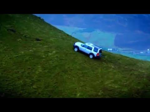 Disco Climbing Challenge part 3 - Top Gear - BBC