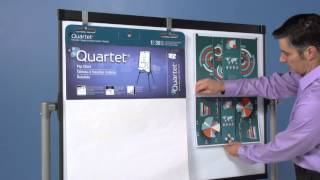 Quartet Prestige® 2 Mobile 4' X 3' Presentation Easel