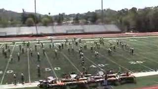 Phantom Regiment 2007 On Air Part 1