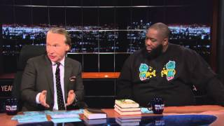Real Time with Bill Maher: Killer Mike on Bill O'Reilly (HBO)