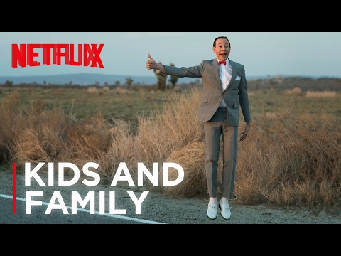 Pee-wee's Big Holiday   Official Trailer [HD]   Netflix