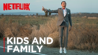 Pee-wee's Big Holiday - Official Trailer - Netflix [HD]