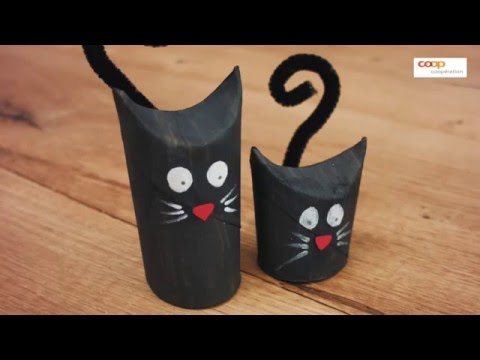 bricolage le chat youtube. Black Bedroom Furniture Sets. Home Design Ideas