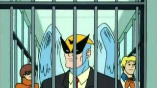 003 Harvey Birdman abogado legal Shaggy y Scobby son arrestados Espaol latino