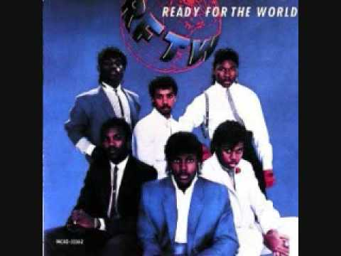 Ready For The World - In my room