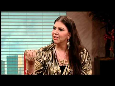 ThetaHealings Vianna Stibal On The Balancing Act Television Show Lifetime TV