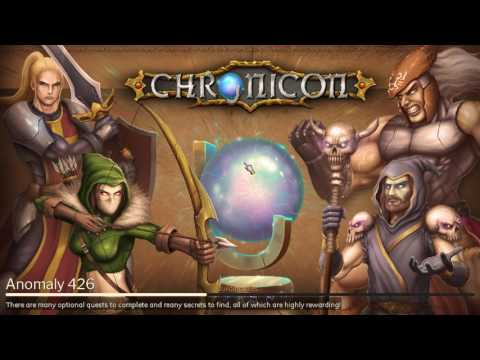 Chronicon - New Patch Fire Templar Anomaly 425-426 Beta v0.62.0 |
