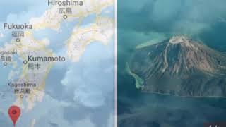 Japan volcano eruption Japan prepares to evacuate island as eruption