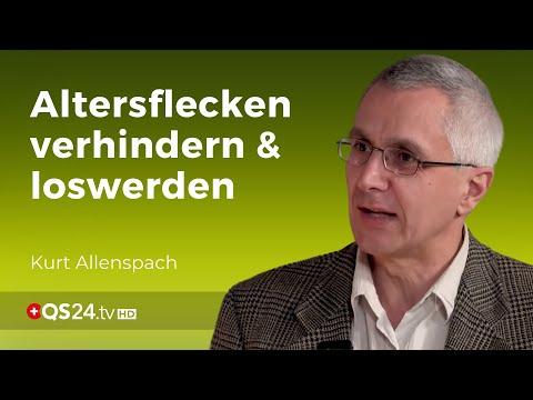 Altersflecken - Leberflecken: verhindern und loswerden | NaturMEDIZIN | QS24 Gesundheitsfernsehen