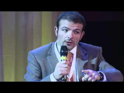 Globe Forum Dublin 2010 - Ireland Innovation Award Final - Dr ANTONIO RUZZELLI