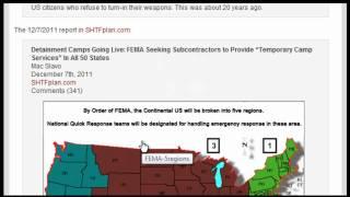 Homeland Security - NIGHT RAID EQUIPMENT and CAMP FEMA HIRING!