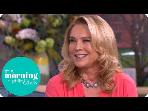 Amanda Redman Had a Close Encounter With a Snake While Filming Good Karma Hospital | This Morning