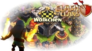 Clash of Clans #083 - CLANKRIEG ANGRIFF OHNE QUEEN - Let's Play Clash of Clans