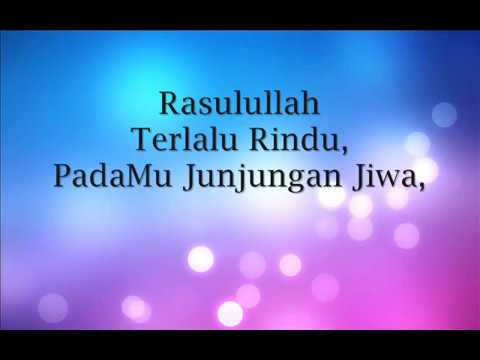Hafiz Hamidun : Kasih PadaMu With Lyrics ~ Atiqa.W
