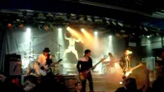 Bobotanz Bela B. München Backstage 21.11.2009