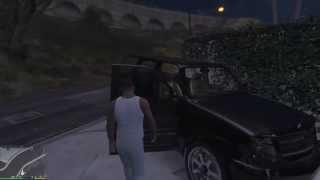 Grand Theft Auto V Не закрывается дверь в машине и как починить(, 2015-08-20T18:48:52.000Z)