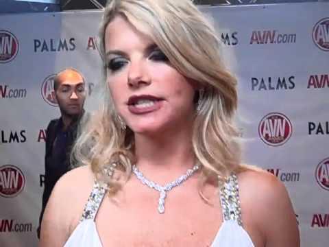 Vicky Vette, 2011 AVN Awards Red Carpet Interview