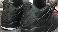 competitive price a105e de4c6 HOW TO  Matte Black on Glossy Black - SUPREME x LOUIS VUITTON Custom Shoe  Tutorial DIY LV - Duration  9 minutes, 39 seconds.