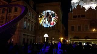 Signal festival 2018 Staroměstské náměstí
