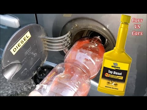 DIY How to Clean Diesel Injectors with Bardahl additive | For All Diesel Cars