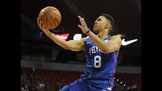 Zhaire Smith Bangs Out At NBA Summer League