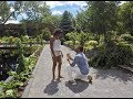 Montreal Botanical Gardens Wedding Proposal July 3, 2017