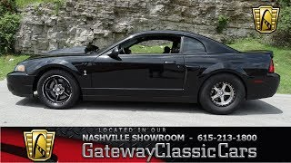 2002 Ford Mustang GT,Gateway classic cars-Nashville,#517