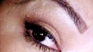 Fall into Autumn  Eye Tutorial for Brown Eyes Thumbnail