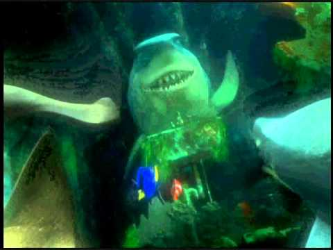 Finding nemo read along by video part 1 youtube for One fish two fish read aloud