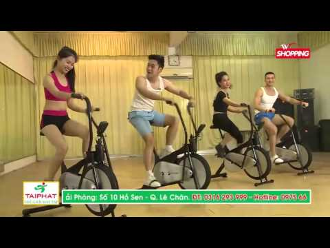 Xe đạp Tập Thể Dục Tại Nhà Tech Fitness TF-01 Giá Rẻ Nhất   TÀI PHÁT SPORT