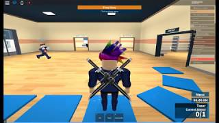 I got a job working as a cop-roblox prison life