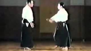 Приемы #айкидо, #Aikido #techniques of martial arts, Hontai Yoshin Oku no kata