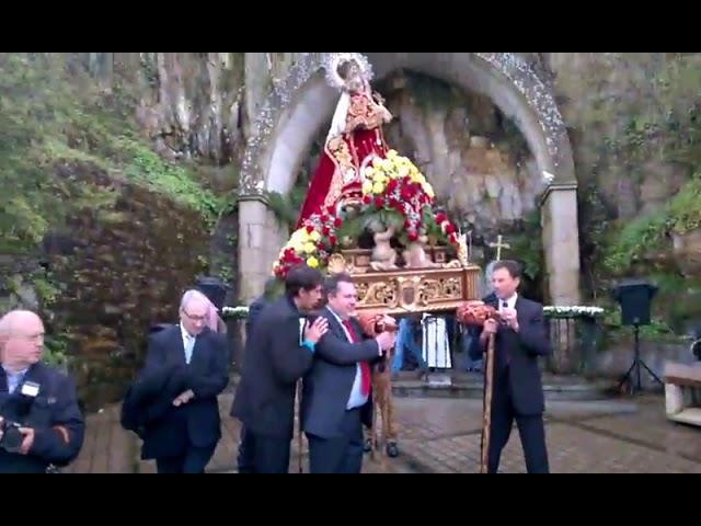 Monforte honra a su patrona en el Martes de Pascua