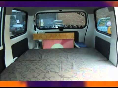 Wicked Campers Premium 2-Seater