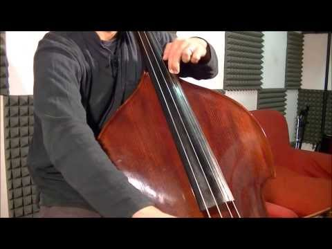 Canon in D  Double Bass
