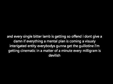 mac lethal fast rap with lyrics